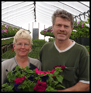 Guy and Diane Drouin Garden