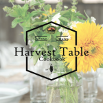 Harvest Table 2015 cookbook