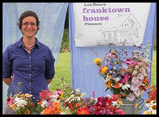 les fleurs Franktown House