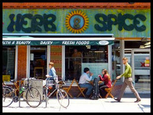 Herb & Spice Food Shop on Bank